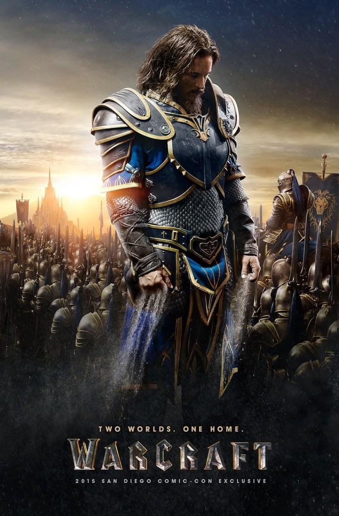 Warcraft Filmtrailer – Blizzcon - Nexaros