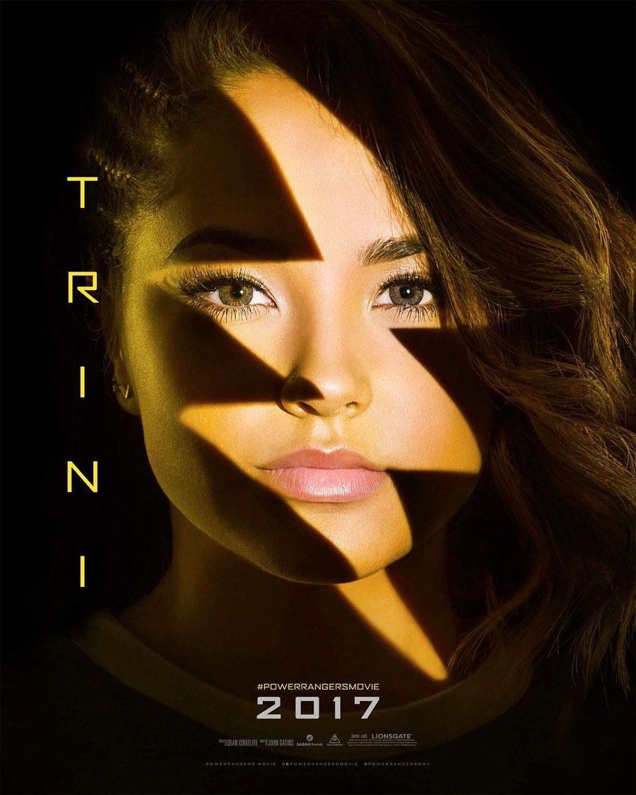 Resultado de imagen para trini power rangers 2017